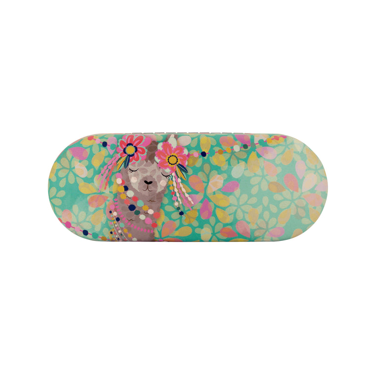 Llama Love - Glasses Case