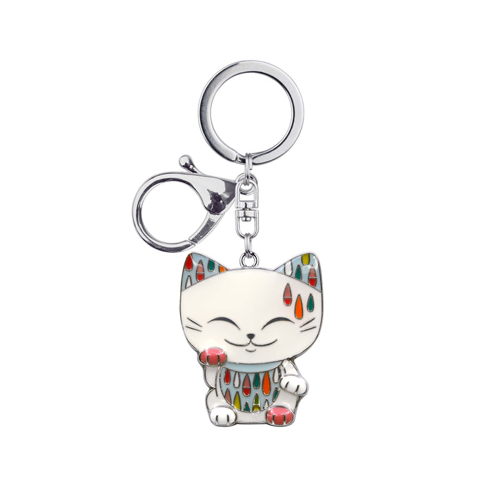 Cat 64 - Keychain