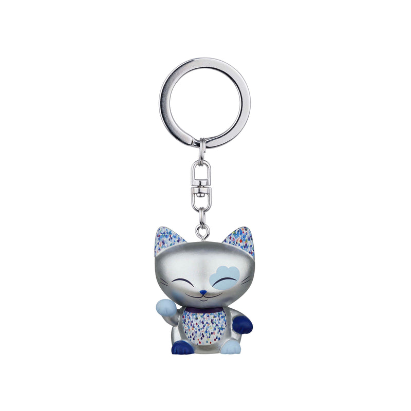 Cat 25 - Keychain