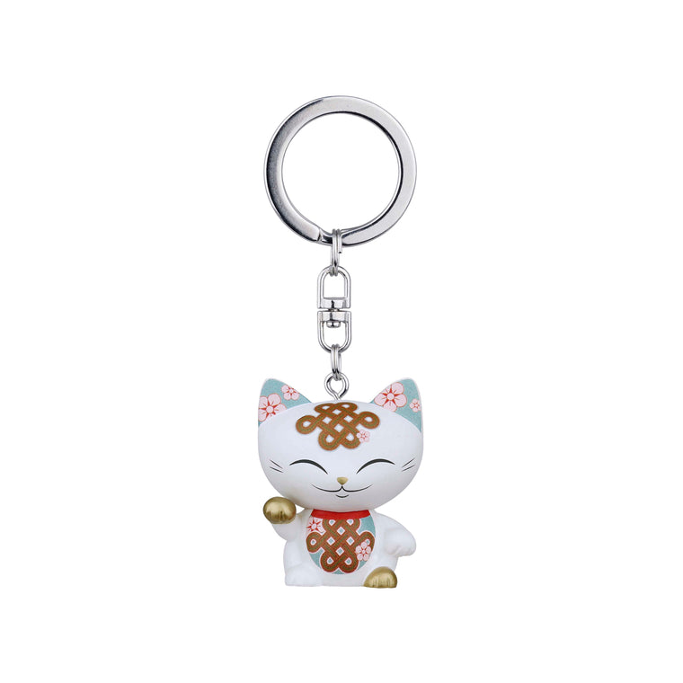 Cat 27 - Keychain