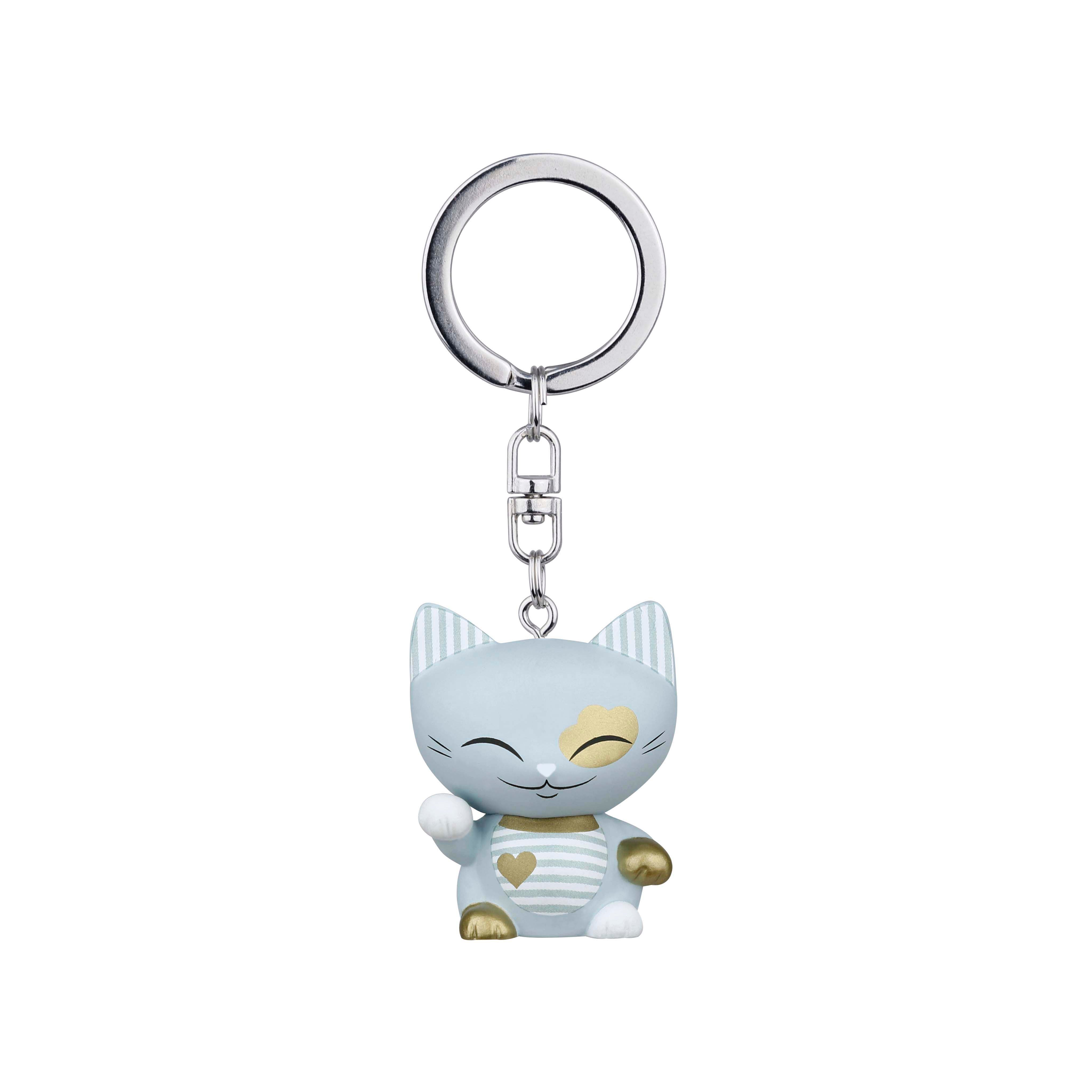 Cat 28 - Keychain