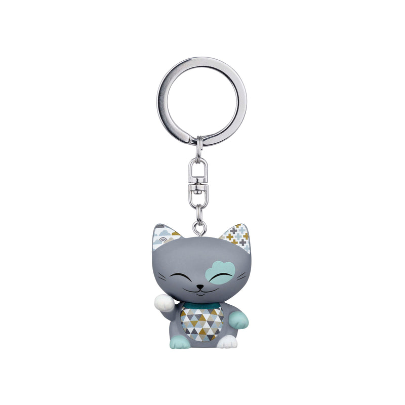 Cat 34 - Keychain