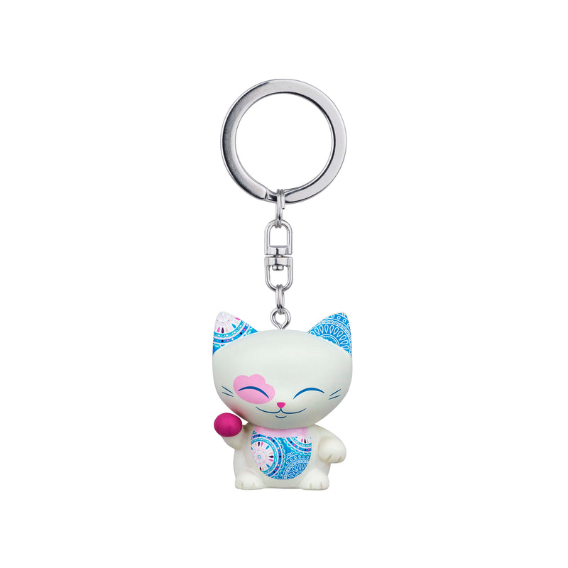 Cat 63 - Keychain