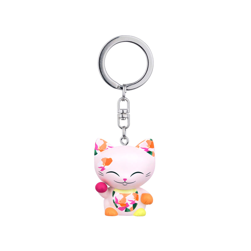 Cat 65 - Keychain