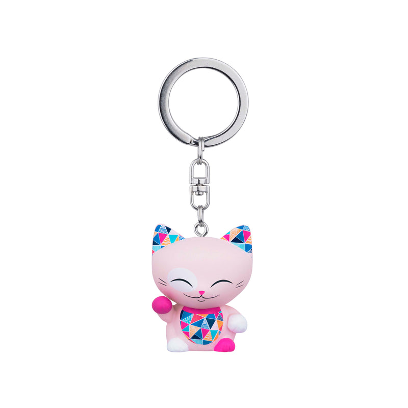 Cat 71 - Keychain