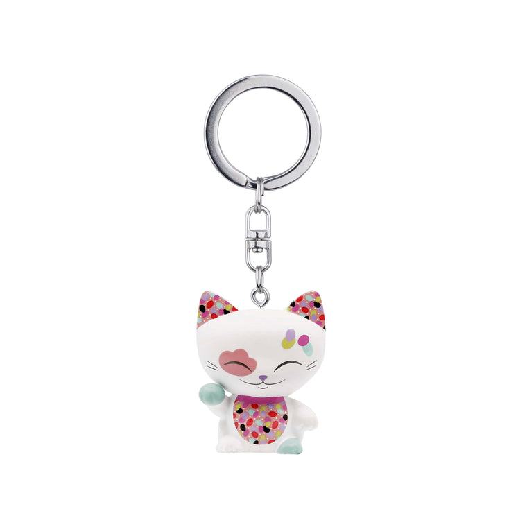 Cat 73 - Keychain