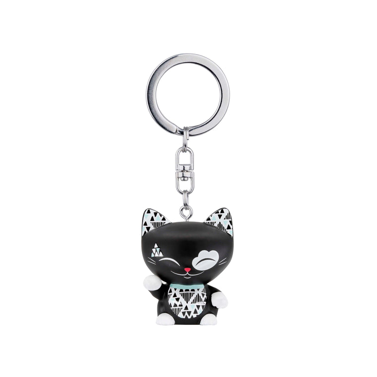 Cat 76 - Keychain