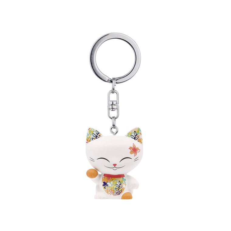 Cat 80 - Keychain