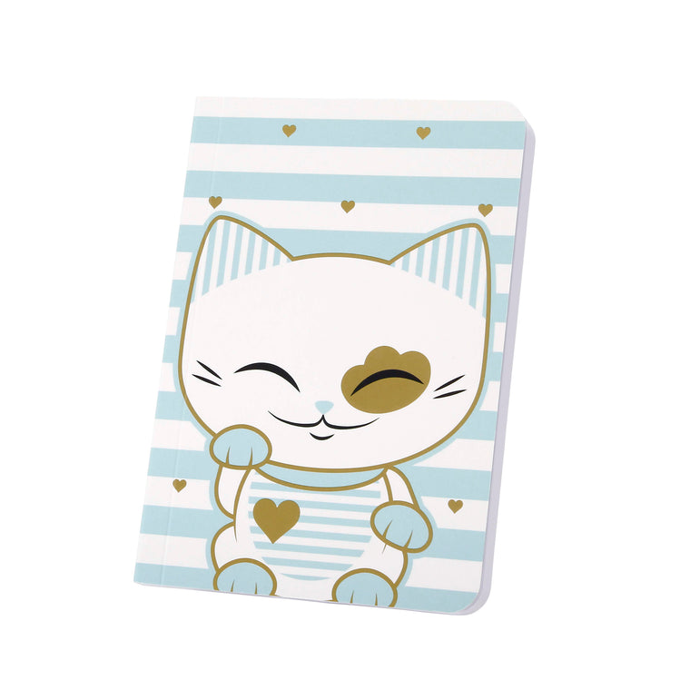 Cat 28 - Small Notebook