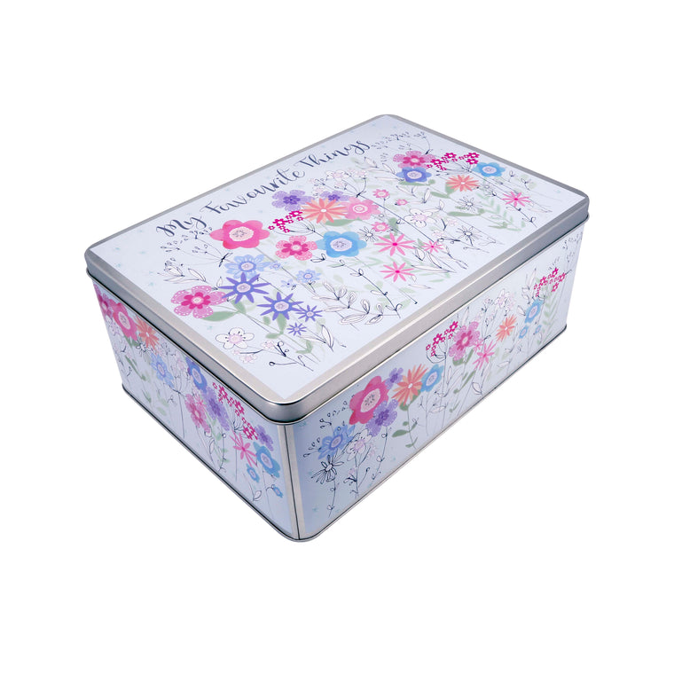 My Favourite Things - Large Keepsake Tin