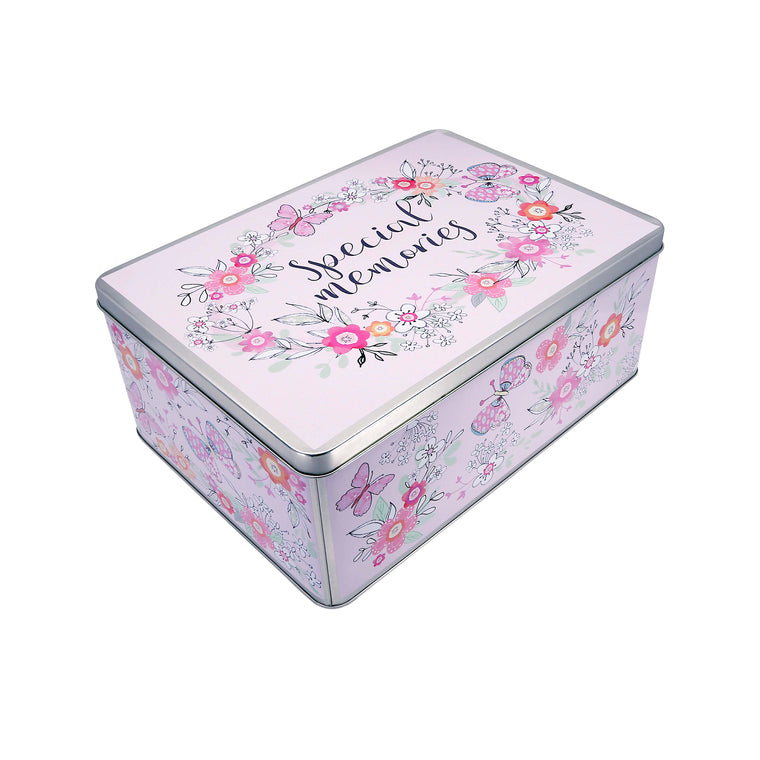 Special Memories - Large Keepsake Tin