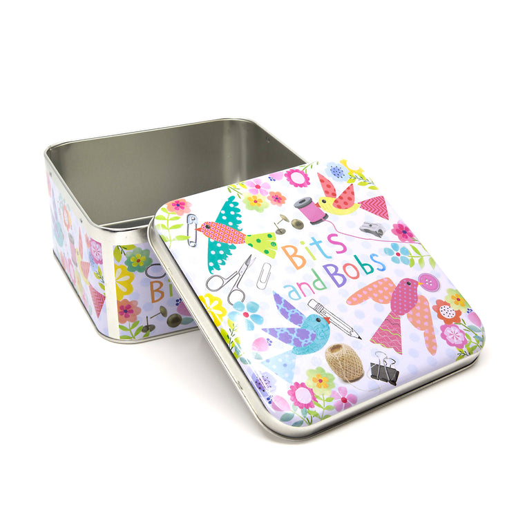 Bits & Bobs - Small Keepsake Tin