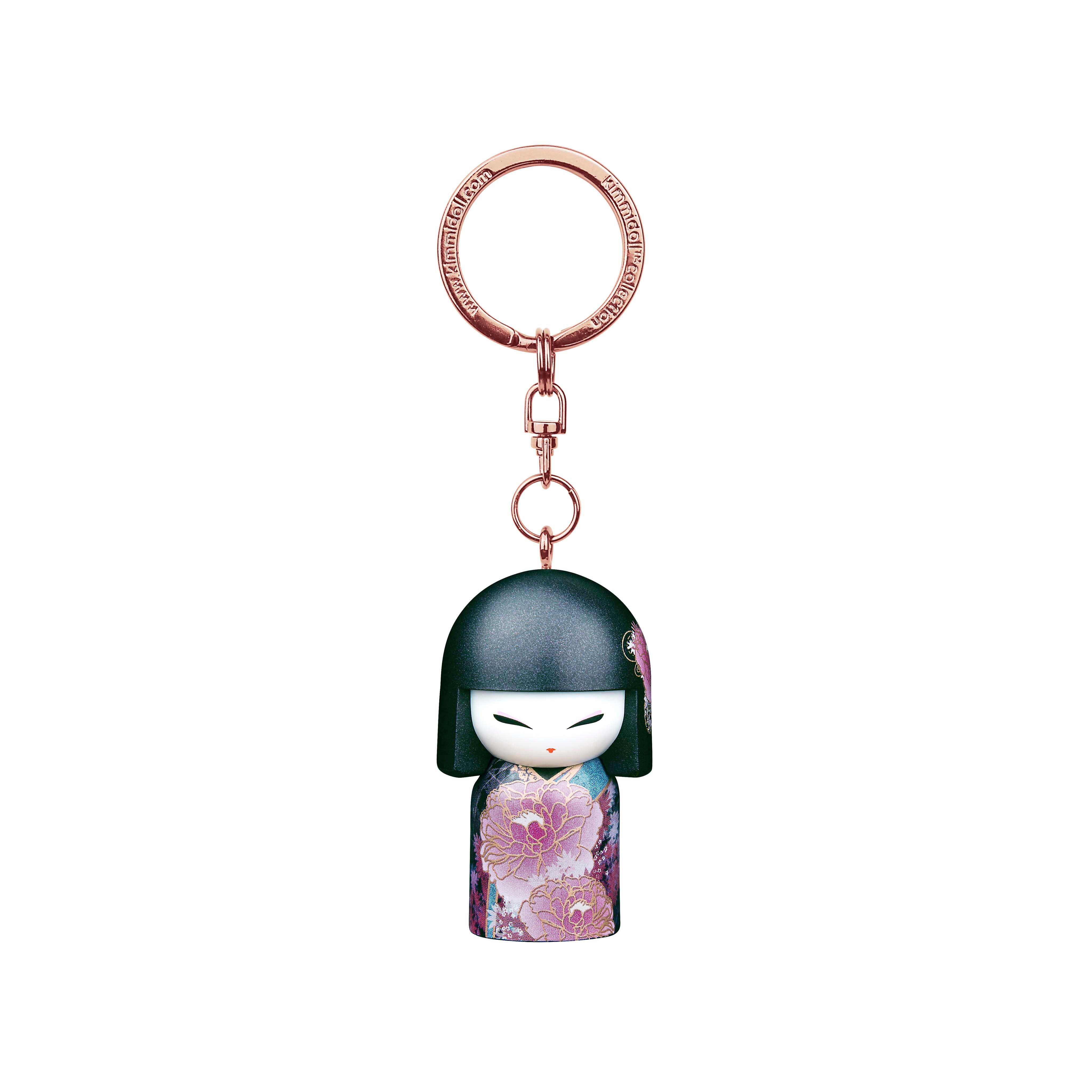 Haruko 'Growth' - Keychain