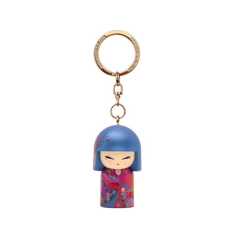 Saeko 'Colourful Child' - Keychain