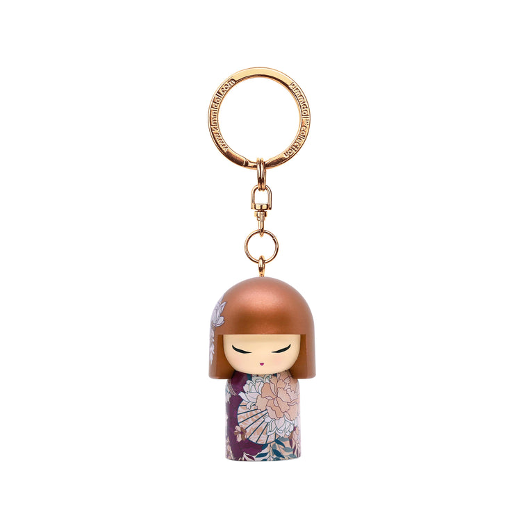 Saya 'Affectionate' - Keychain