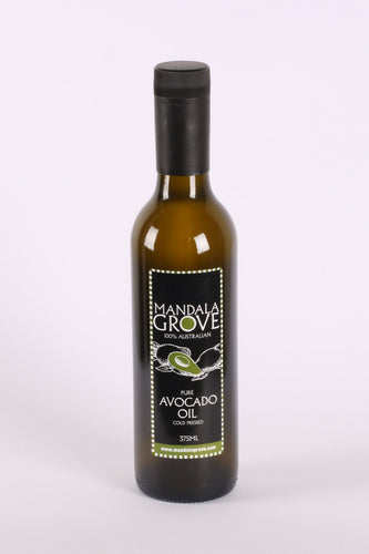 Cold-Pressed Pure Avocado Oil