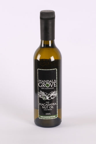 Cold-Pressed Pure Macadamia Oil