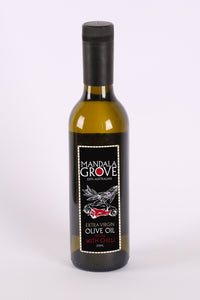 Extra Virgin Olive oil with Chili Infusion