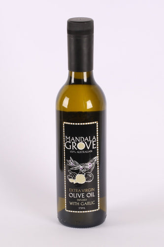 Extra Virgin Olive Oil with Garlic Infusion