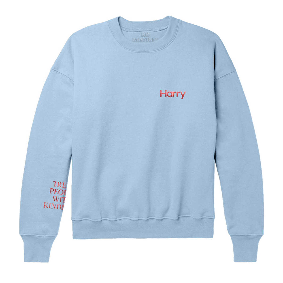 Harry Crewneck (Light Blue)