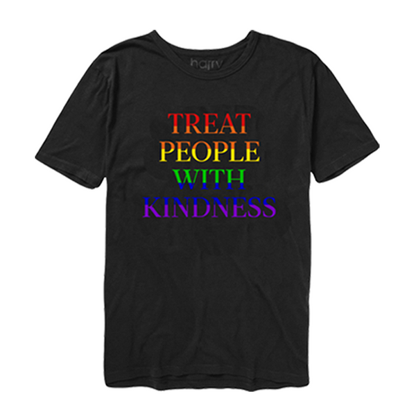 Treat People With Kindness Pride Tee - Harry Styles Australia