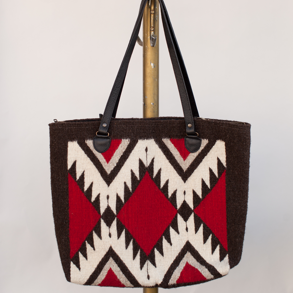 Jagged Diamonds Gloria Tote