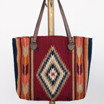 Dark Earth + Arrows Gloria Tote