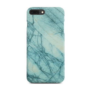 Matt Green Marble Case for iPhone 8 Plus / 7 Plus