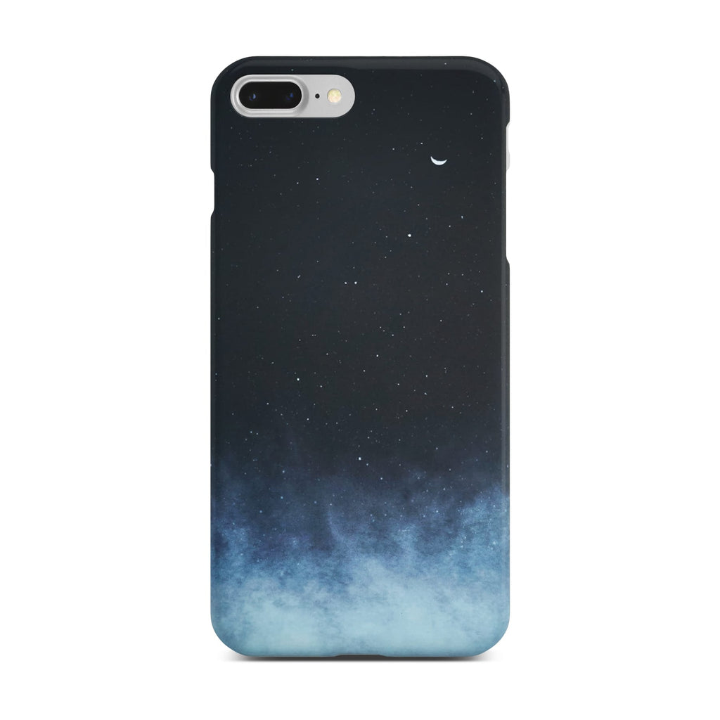 Galaxy Slim Case On Silver iPhone 8 Plus