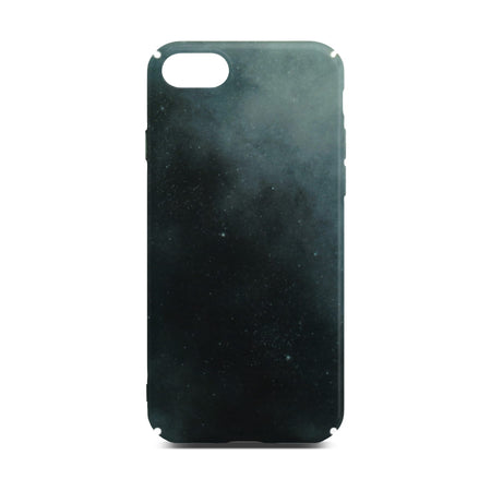 Black Night Slim Case For iPhone 8