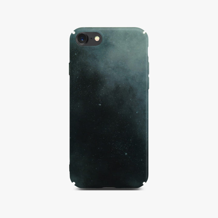 Black Night Slim Case On Space Gray iPhone 8
