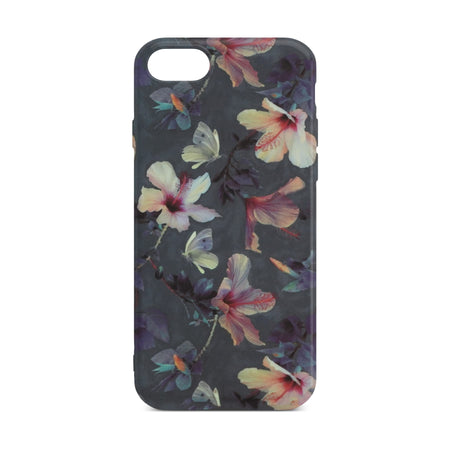 Violet Flower Case for iPhone 8 / 7