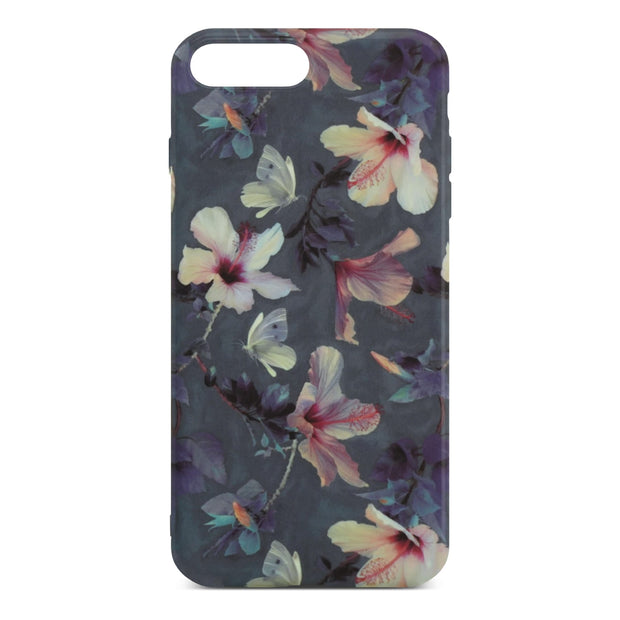 Violet Flower Case for iPhone 8 Plus / 7 Plus