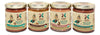 Raw Cacao Sprouted Spreads:  VARIETY 4-PACK