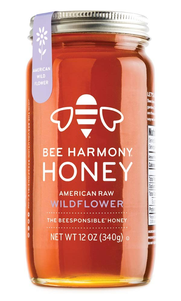 Raw Wildflower Honey