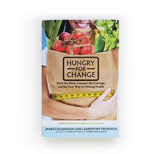 Hungry For Change The Book