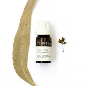 Certified Organic Eucalyptus Essential Oil