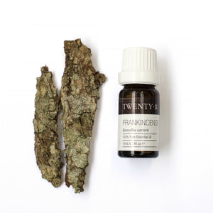 Certified Organic Frankincense Essential Oil