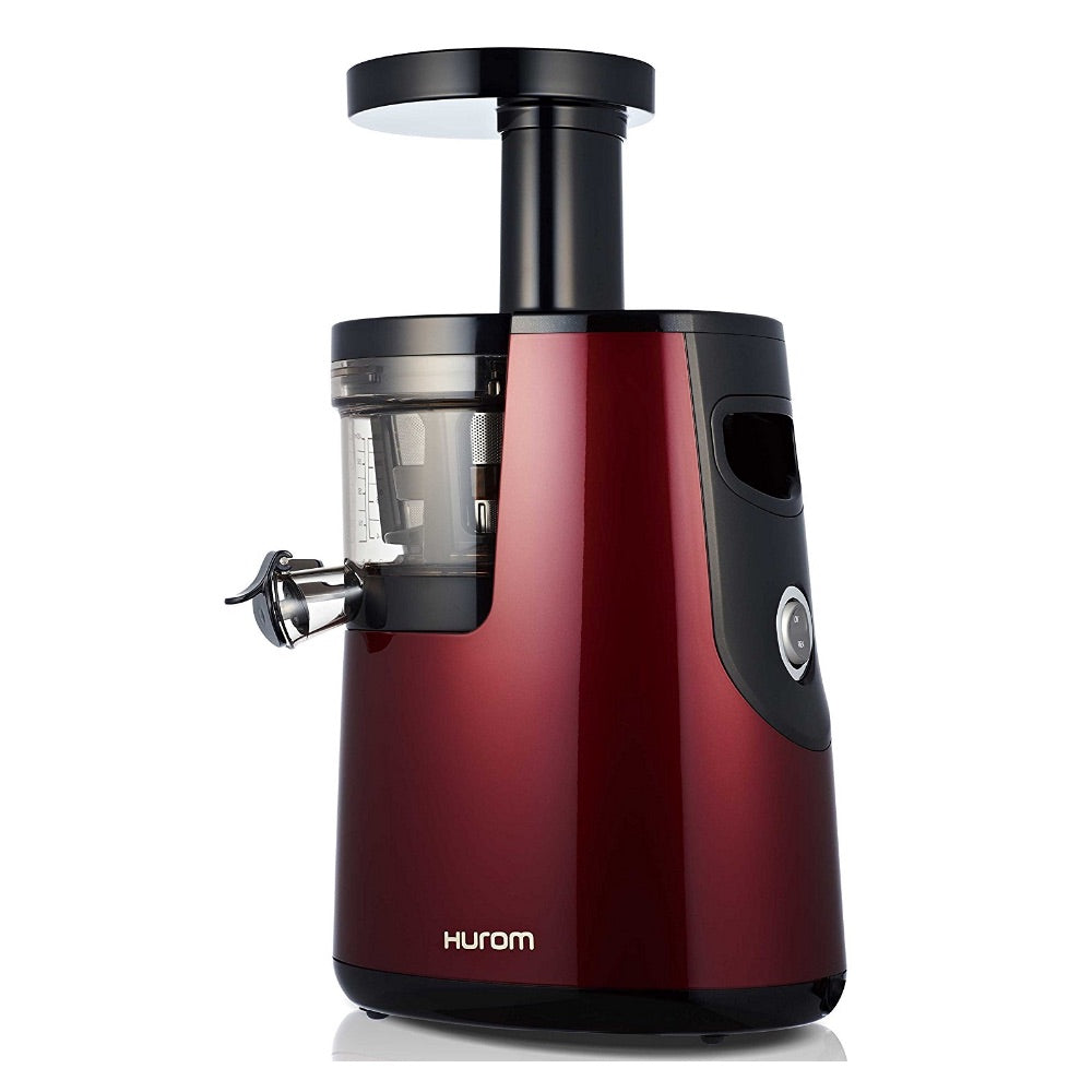 Hurom Premium Vertical Cold Press Juicer Hh Elite : Hurom Premium vertical Cold Press Juicer - HH Elite (Wine) Food Matters International