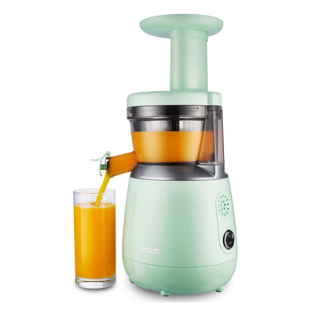 Hurom HP Slow Juicer (Mint) Food Matters International