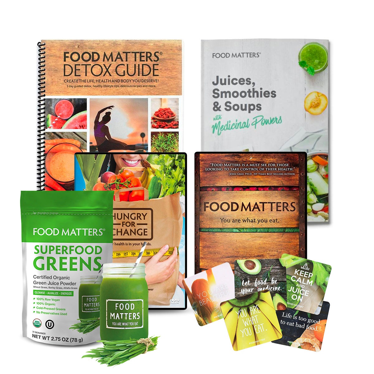 Food Matters Cleanse & Detox Pack