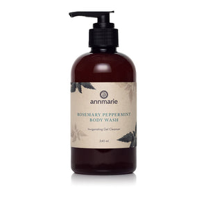 Ann Marie Gianni's Rosemary Peppermint Body Wash