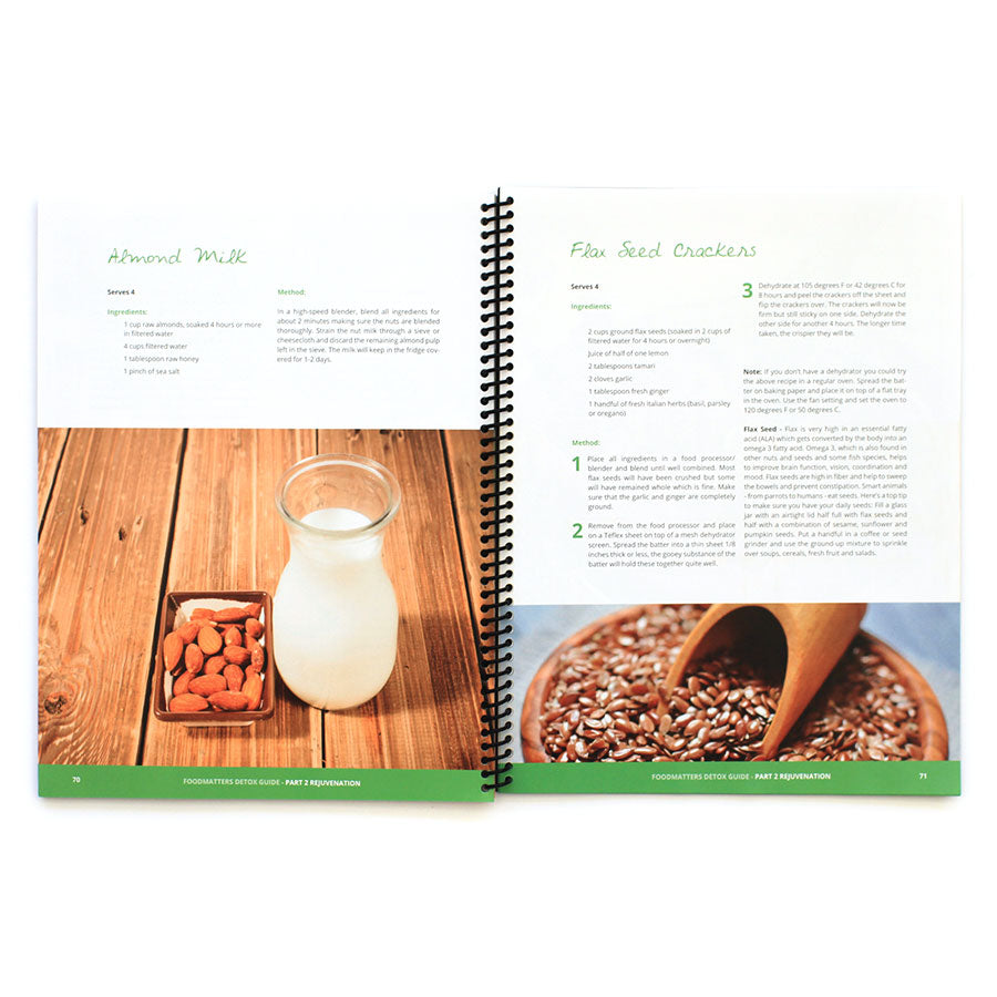 the food matters detox guide print edition food matters rh store foodmatters com Sugar Detox Guide Sugar Detox Guide