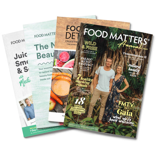 Food Matters Health Essentials Pack