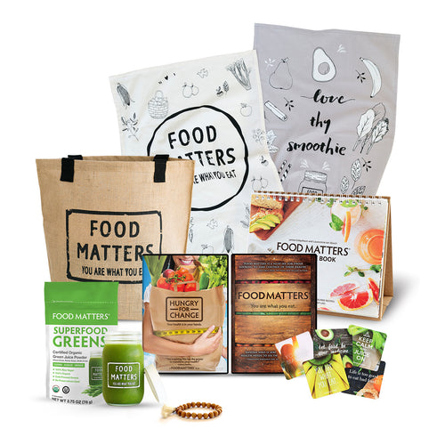 Food Matters Get Healthy Pack