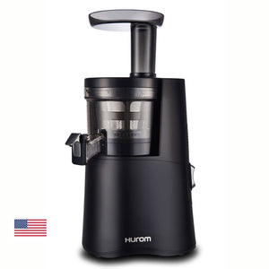 Hurom H-AA Slow Juicer (Matte Black)