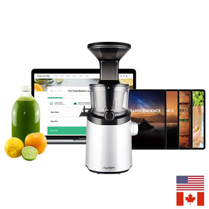 H101 Hurom Easy Clean Slow Juicer