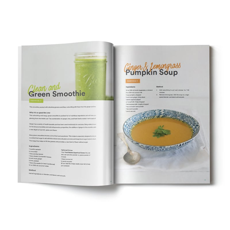 Juices Smoothies Amp Soups With Medicinal Power Food