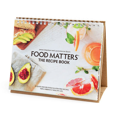 The Food Matters Recipe Book - Print Edition