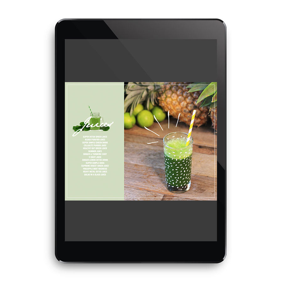Food Matters The Recipe Book Ebook Edition Food